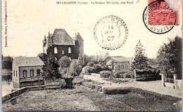 45 BELLEGARDE - Le Donjon Xie Siècle, Coté Nord. - France