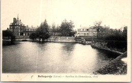 45 BELLEGARDE - Pavillon De L'intendance 1720 - France