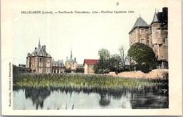 45 BELLEGARDE - Vue Du Pavillon De L'intendance. - France