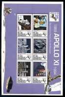 ANTIGUA 1995 Nr 1706-1711 Postfrisch (107947) - Antigua Und Barbuda (1981-...)