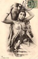 ALGERIE - FEMME SEIN NU - BEDOUINE - Women
