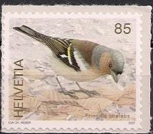 2007 Schweiz Mi. 2026**MNH  Buchfink (Fringilla Coelebs) - Suisse