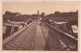 """14 - Arromanches-les-Bains - Vue Prise De La Jetée De Débarquement De La """"Grande Cale"""" - 1944 (Timbres 1944) - Arromanches"""