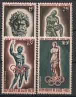 Haute Volta - 1964 - Poste Aérienne PA N°Yv. 14 à 17 - Olympics / Tokyo - Neuf Luxe ** / MNH / Postfrisch - Verano 1964: Tokio