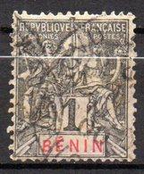 Col 14 /  Bénin  N° 33 Oblitéré  Cote   3,00 € - Oblitérés