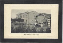 CPA Haute Garonne 31 Saint Ferréol Non Circulé Hôtel Viguier - Saint Ferreol