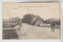 CPA RETZWILLER (Haut Rhin) - Entrée Du Village De La Tuilerie - Autres Communes