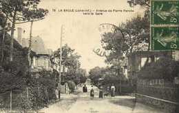 LA BAULE  Avenue De La Pierre Percée Vers La Gare RV - La Baule-Escoublac