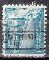USA Precancel Vorausentwertung Preo, Locals Illinois, Mount Vernon 813 - Vereinigte Staaten