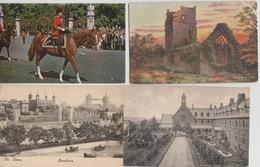 19/4/361 - 500  CPA / CPSM   D'ANGLETERRE  DIVERSES  À   26€ ,50  + PORT  ( 8€ ,80 Pour La France- 17€  Europe ) - Postcards