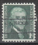 USA Precancel Vorausentwertung Preo, Locals Illinois, Nason 841 - Vereinigte Staaten
