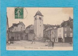 Sellières. - La Place De La Fidélité. - Autres Communes