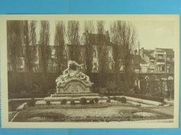 Etterbeek Cimetière Monument Aux Combattants 1914-18 - Etterbeek