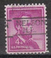 USA Precancel Vorausentwertung Preo, Locals Illinois, Nelson 811 - Vereinigte Staaten