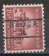 USA Precancel Vorausentwertung Preo, Locals Illinois, Neoga 837 - Vereinigte Staaten