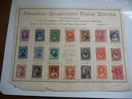 HAWAI - Hawaï