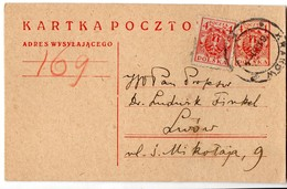Poland  Krakow 1921 - 1919-1939 Republic