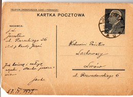 Poland Jaroslaw 1939 - 1919-1939 Republic