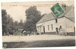 * LE GODELOT. TRES CHARMANT COIN DE LA FORET DE MORMAL - France