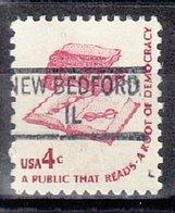 USA Precancel Vorausentwertung Preo, Locals Illinois, New Bedford 841 - Vereinigte Staaten