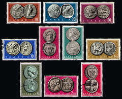 GREECE 1959 - Set Used - Gebraucht