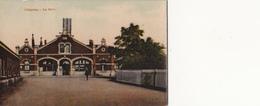 Ottignies: La Gare. (1910) - Ottignies-Louvain-la-Neuve