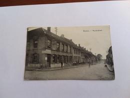 Postkaart Wacken Wakken Mandelstraat Ca 1905 - België