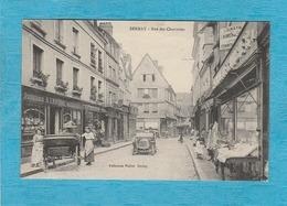 Bernay. - Rue Des Charrettes. - Boulangerie-Pâtisserie Lescène. - Bernay