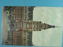 St-Josseten-Noode Bruxelles Maison Communale - St-Josse-ten-Noode - St-Joost-ten-Node