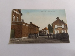 Postkaart Eyne Le Passage 1919 - België
