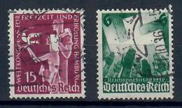GERMANIA TERZO REICH 1936 - USATI - Usados