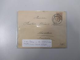 Intero Postale In Kreuzer Fascetta Austro Ungheria Timbro Trieste Bilingue 1900 - 1850-1918 Impero