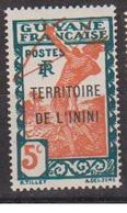 ININI         N°  YVERT  :    4        NEUF AVEC  CHARNIERES      ( Ch 2/13  ) - Inini (1932-1947)