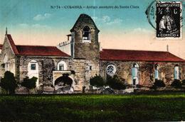 PORTUGAL - COIMBRA ANTIGUA MOSTEIRO DE SANTA CLARA - Portugal