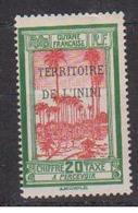 ININI         N°  YVERT  :   TAXE   3       NEUF AVEC  CHARNIERES      ( Ch 2/13  ) - Inini (1932-1947)