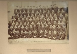 Toulon, Ecole Mecaniciens De La Marine, 1900 /1901       (bon Etat) - Photos
