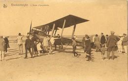 BLANKENBERGHE  --  L' Avion D'excursions - Blankenberge