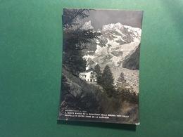 Cartolina Courmayeur - Il Monte Bianco Ed Il Ghiacciaio Della Brenva - 1955 - Non Classificati