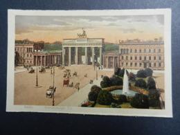 19924) BERLIN BRANDENBURGER TOR NON VIAGGIATA - Porta Di Brandeburgo