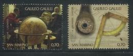 San Marino 2014 Galileo Galilei, Personalities, Famous People, Astronomy - San Marino
