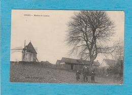 Oissel. - Le Moulin Du Catelier. - France