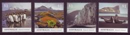 AUSTRALIA • 2017 • Heard Island • MNH (4) - Mint Stamps