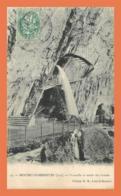 A708 / 591  39 - BEAUME LES MESSIEURS Passerelle Et Entrée Des Grottes - France