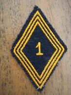 Losange De Bras Parachutiste - 1er RCP - Troupe - Algérie - AFN. - Militari