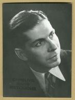 Jean-Pierre Lévy (1911-1996) - Compagnon De La Libération - Photo Dédicacée Et Lettre Signée - Autographes