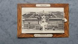 CPA-21-BEAUNE-Carte à Système-Souvenir Du 16ème Régiment De Chasseurs à Cheval - Beaune