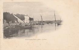 83 - SAINTE MAXIME SUR MER - Le Port - Sainte-Maxime