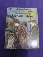 The Adventures Of Sherlock Holmes , A. Conan Doyle  (cai103) - Romans