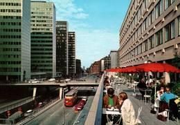 CPSM - STOCKHOLM - Vue De La Ville... Sveavägen - Schweden