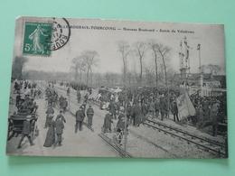 ROUBAIX - Nouveau Boulevard -Entrée Du Vélodrome - Roubaix